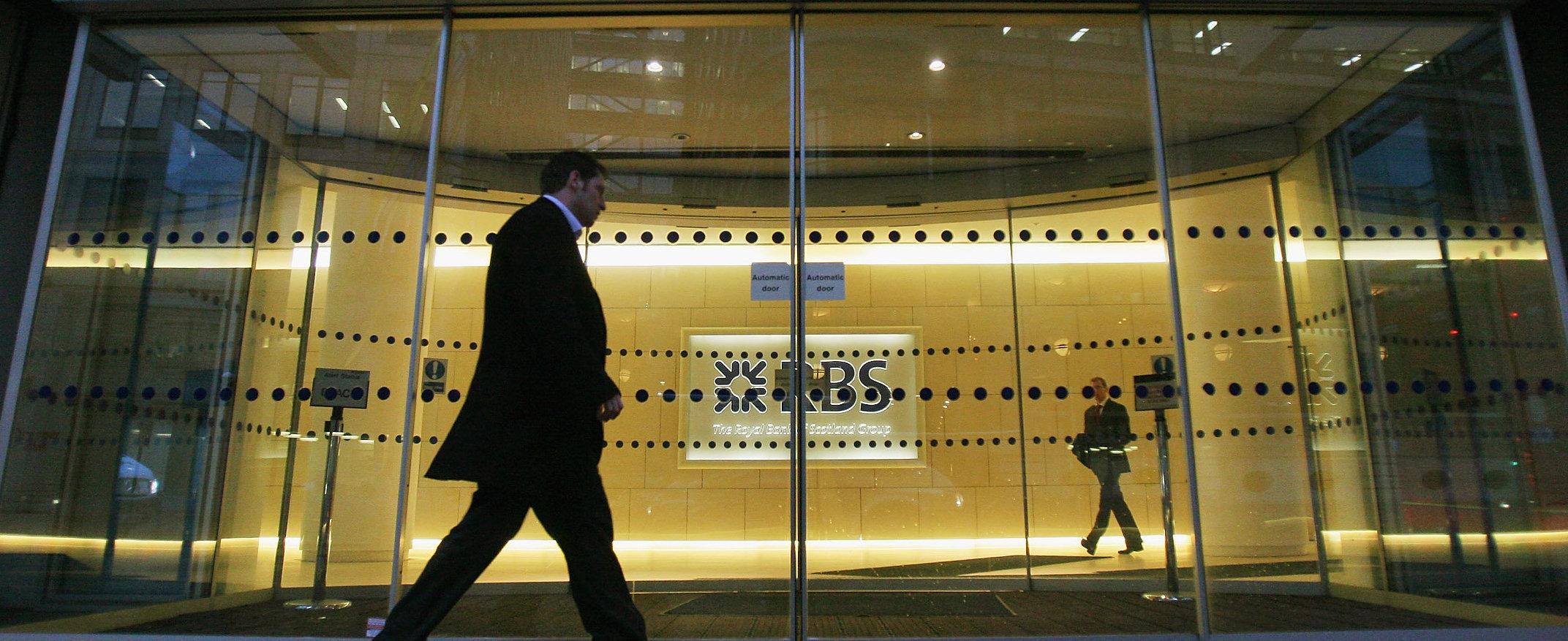 RBS finish bottom of customer satisfaction poll