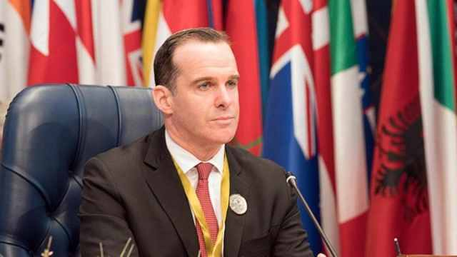 Image result for US Envoy to Anti-IS Coalition Resigns