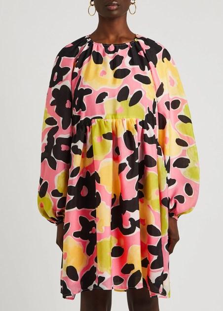 Kelly printed mini dress - Stine Goya