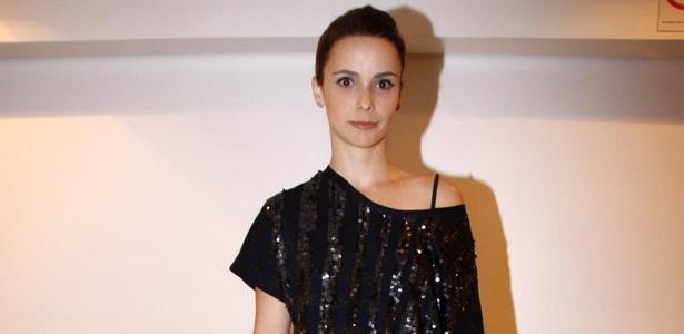 A atriz Débora Falabella