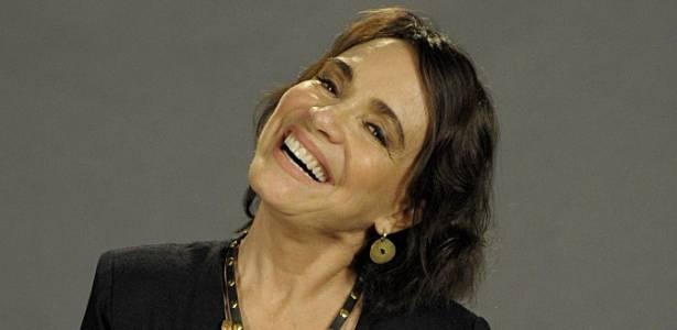 Regina Duarte em foto de divulgação de O Astro (julho/2011)