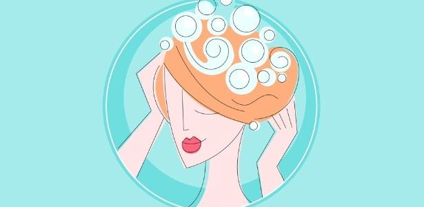 Você lava seus cabelos corretamente? Veja as dicas do especialista e compare com seus hábitos