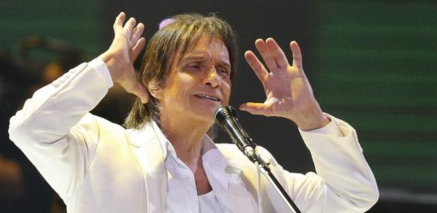 O cantor Roberto Carlos, que faz show em Jerusalém em setembro. A apresentação será filmada para especial da Globo, dirigido por Jayme Monjardim