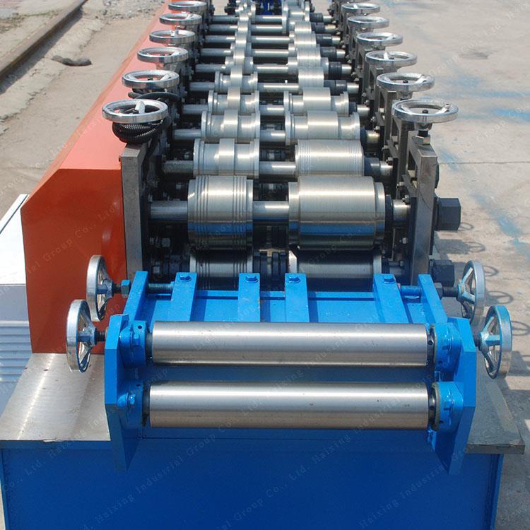 jenis bentuk baja ringan digunakan untuk mendukung dan struktur tetap u