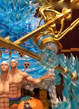 海賊王-雷神艾尼路GK雕像-動漫--高清正版影音線上看-愛奇藝臺灣站