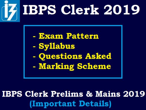 Image result for IBPS Clerk Syllabus