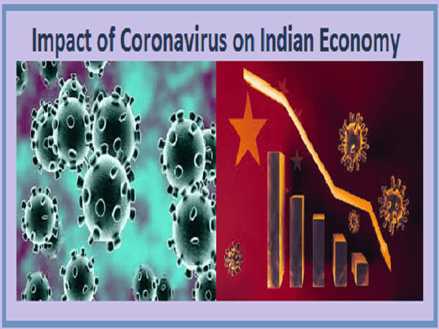 What is the impact of Coronavirus on Indian Economy?