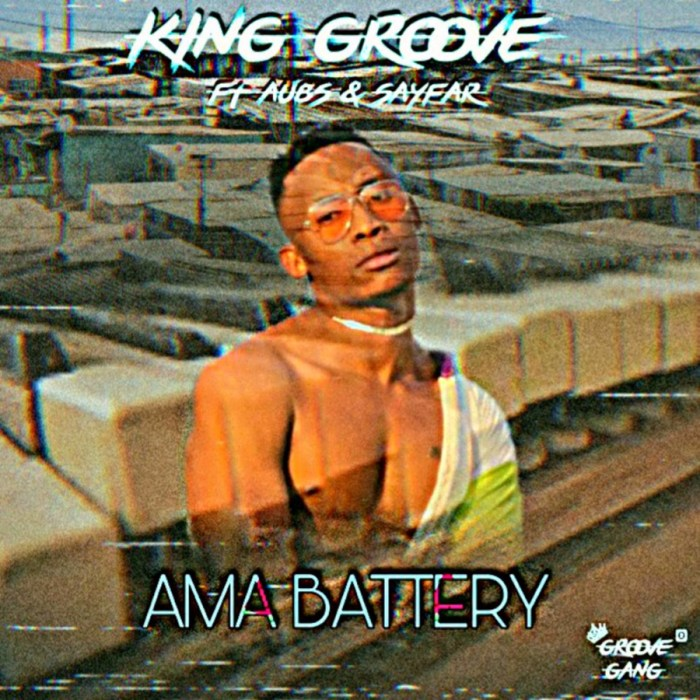 King Groove Ama Battery