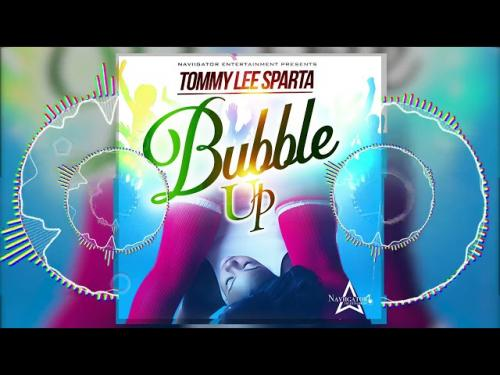 Tommy Lee Sparta Bubble Up