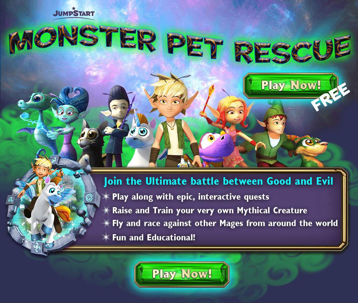Monster Pet Rescue