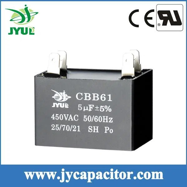 Ceiling Fan Capacitor Cbb61 5 Wire Manufacturers Factory