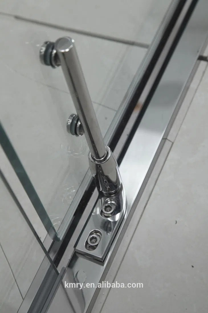 The Best Custom Showers Frameless Glass Shower Screen Door