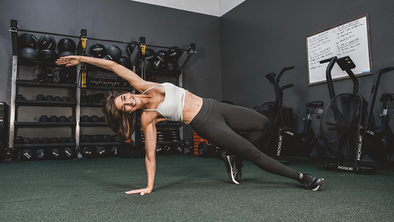 Local Fitness Enthusiast In Running For Cover Of Fitness Magazine And 20k Lagrange Daily News Lagrange Daily News