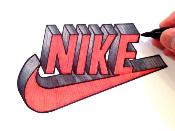 El Dibujo Una Herramienta Tilizada Por Nike - La Revista