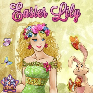 easter lily games for
