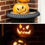10 Cute Halloween Topiary Craft Ideas