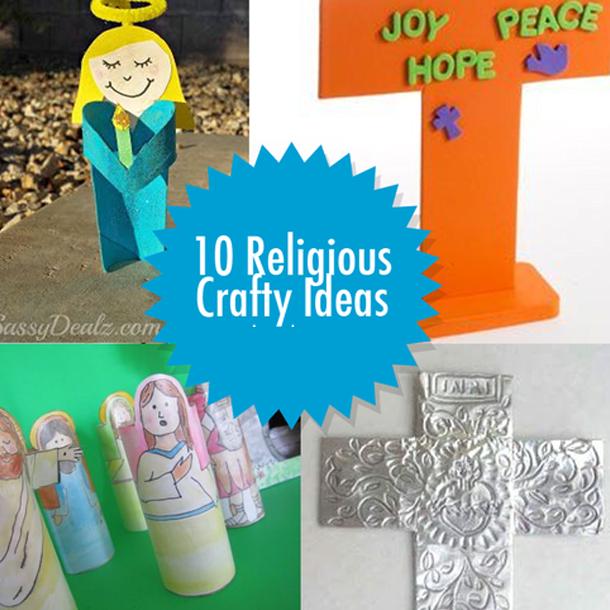 10 religious crafty ideas