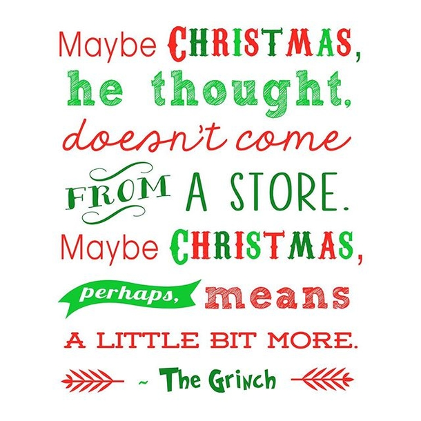 10 top christmas quotes