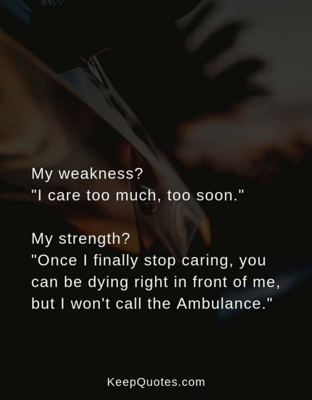 Caring Too Much : caring, Quotes, About, Caring