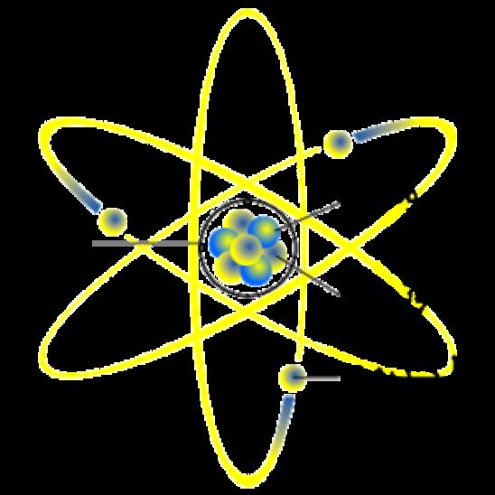 """""""هنا"""" البروتونات والنيترونات والالكترونات من مكونات"""