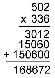 Blodgett, Stacy / Multiplying Whole Numbers
