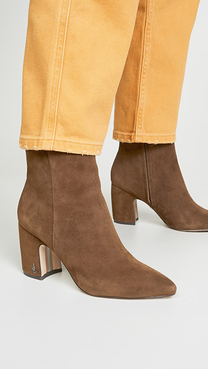 Sam Edelman Hilty Booties Shopbop New To Sale Save Up To 70