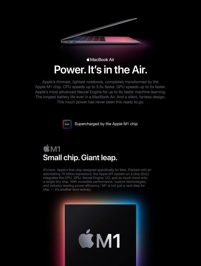 Amazon.com: 2020 Apple MacBook Air with Apple M1 Chip (13-inch, 8GB RAM,  256GB SSD Storage) - Silver