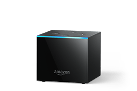 All-new Fire TV Cube