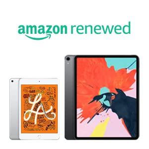 【iPadも取り扱い開始】Amazon整備済み品は180日返品保証付き
