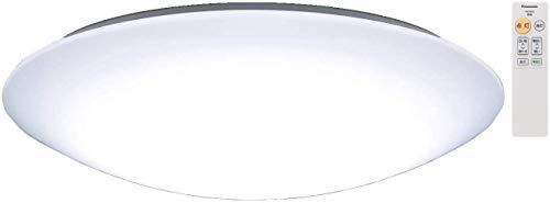パナソニック LEDシーリングライト 調光・調色タイプ リモコン付 12畳 5,499lm HH-CD1220AZ 【Amazon.co.jp...