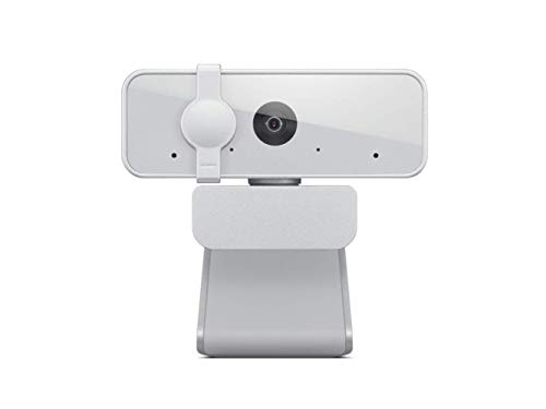 Lenovo™ 300 FHD Webcam with Full Stereo Dual Built-in mics   FHD 1080P 2.1 Megapixel CMOS Camera...