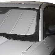 Covercraft UVS100 Custom Sunscreen: 2017-19 Fits Honda CR-V: W/OR W/O Mirror Camera Option (Silver) (UV11502SV)