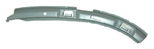 OE Replacement Honda Civic Front Passenger Side Bumper Cover Reinforcement (Partslink Number HO1027102)