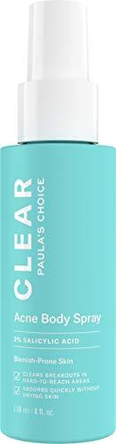 Paula's Choice CLEAR Back and Body Acne Spray, 2%...