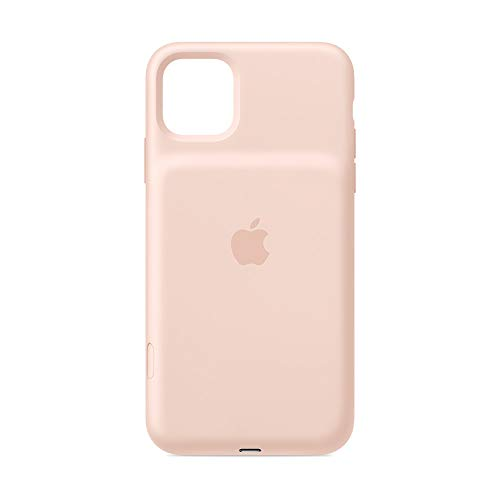 Apple iPhone 11 Pro Max Smart Battery Case with Wireless Charging - ピンクサンド