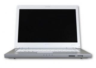 Sony VAIO VGN-N31S/W Core 2 Duo T5500 100GB - Ordenador portátil (15.4'',...
