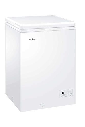 Haier HCE103R, Congelatore a pozzetto, 103 Litri, Classe energetica A+