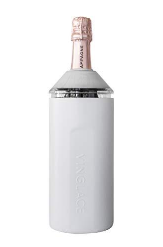 Vinglacé Wine Bottle Insulator | Stainless Steel...