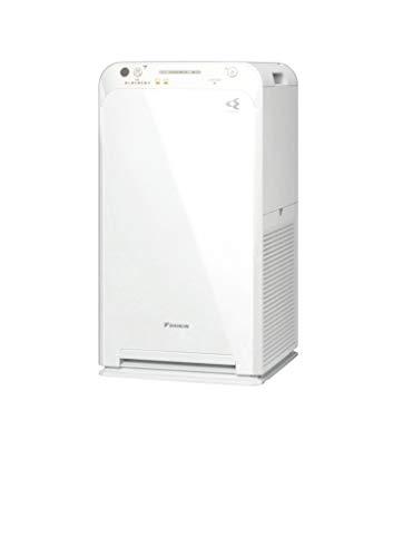 ダイキン 空気清浄機(25畳まで ホワイト)DAIKIN ストリーマ空気清浄機 MC55W-W
