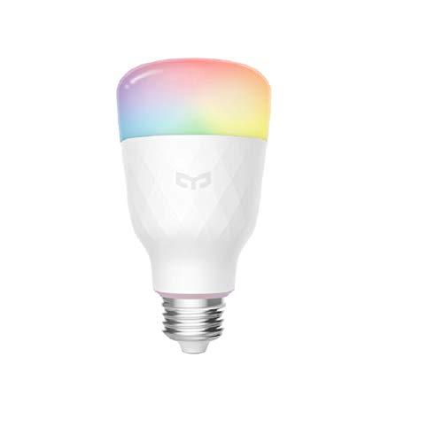 Yeelight LED Smart Bulb 1S (Color), bombilla WiFi, 16 millones de...