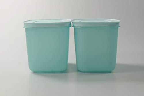 Tupperware 36769 - Contenitore per congelatore, 1,1 l, colore: Turchese