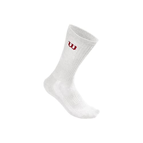 Wilson - Calzini modello M Crew Sock 3PR