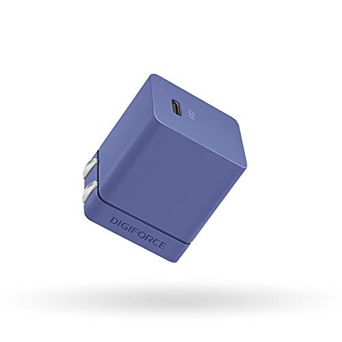 DIGIFORCE 20W PD 充電器 Type-C 超小型 急速充電 USB-C タイプc 充電器 【PSE認証済/PD&QC3.0対応】 折畳...