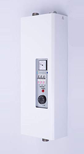 Chaudière électrique murale MINI EUROPE de 2 kW à 6 kW 220/380 V - chauffage central