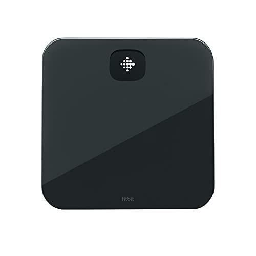 Fitbit Aria Air Bluetooth Digital Body Weight & Bmi Smart Scale, black
