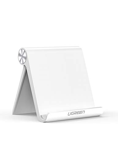 UGREEN Tablet Stand Holder Adjustable Compatible for iPad...