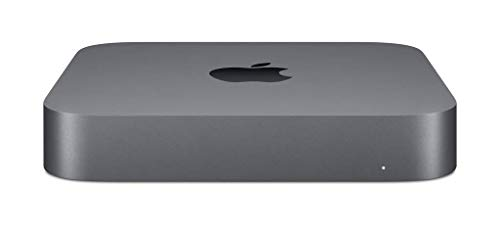 Apple Mac mini - Ordenador (procesador Intel Core i3 de cuatro núcleos a 3,6 GHz, 128 GB)