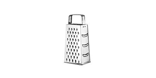 Tescoma 643740 Handy gattugia 4 lati, Acciaio Inossidabile, Argento, 21 x 9 cm, 1 Pezzo