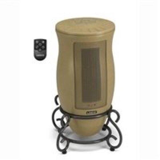 Lasko - 6435 - Designer Oscillating Ceramic Heater with Remote