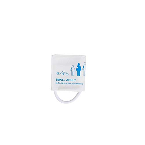 Huapa Infant/Child/SmallAdult/Adult/Large Adult/Adult Thigh Disposable balloonless Blood Pressure Cuff Single Tube Cuff(Small Adult)